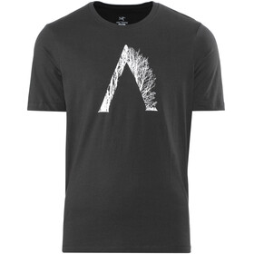 Arc'teryx M's Regenerate SS T-Shirt black